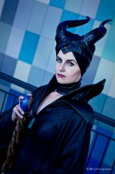 Maleficent 04 by Icaruskun