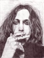 Ville Valo by 1066613