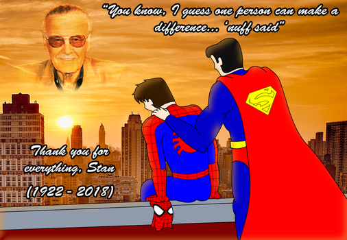 Excelsior Forever by soryukey