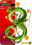 Shenron power up card by maffo1989