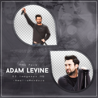 ADAM LEVINE PNG Pack by LoveEm08