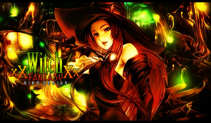 Witchv2 signature by Nicole99