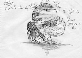 Evanescence - ''Weight of The World'' by x-AuroraTheCat-x