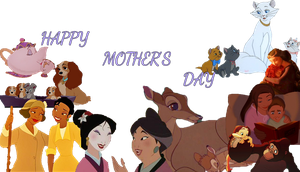 HAPPY MOTHER'S DAY~!! by Etrenelle