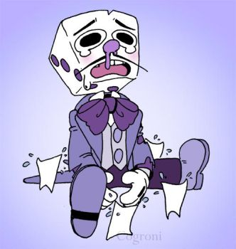 King Dice Knockout by GoldenNightmares