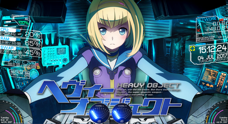 HeavyObject 1.0 by Shinyhero15