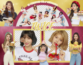 Pack Png 1023 // TWICE (What is Love) by BEAPANDA