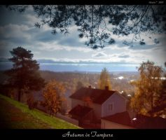 Autumn in Tampere by Dehearted