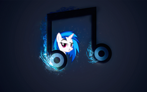 Vinyl Scratch - MLP Wubstep by Vividkinz