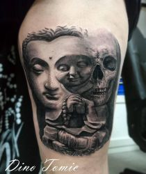 yesterdays tattoo by AtomiccircuS
