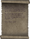 Journal Page of the troll hunter by Coreyrn