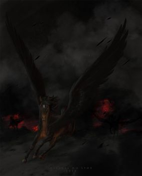 The Lord of the Dark World by AlsaresLynx