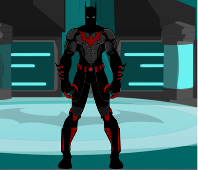 Batman Beyond by superiornite