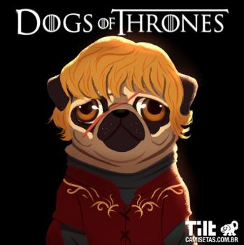 Dog Of Thrones - Tyrion by MZ09