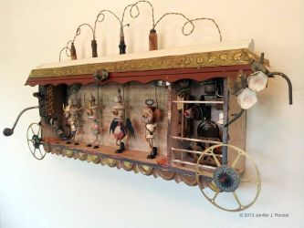 Assemblage: Calliope by bugatha1
