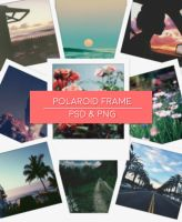 Polaroid Frame (Psd - Png) By: Wordofphoto by Wordofphoto