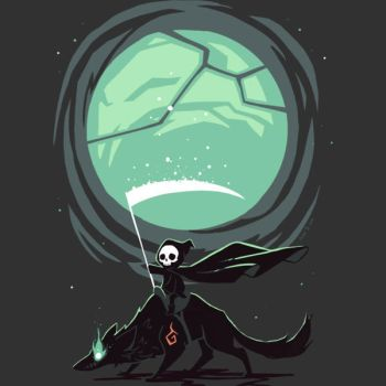 Little Reaper by Design-By-Humans