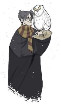 potter-sketches 2 by Sally-Avernier