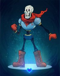 PAPYRUS!!! by deaderrose