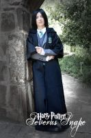 Snape - The Younger Years by Foayasha