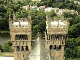 The bells of Durham by FrogenLeaf