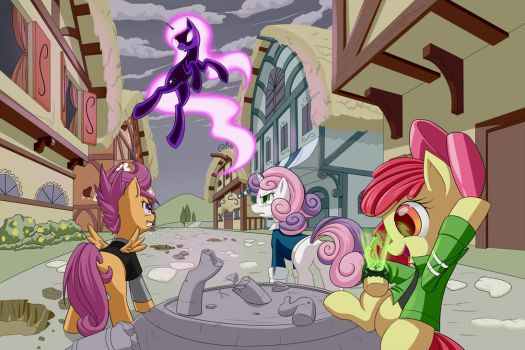 CMC Alien Force by dstears
