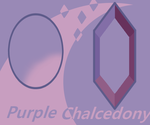 Purple Chalcedony Fusion by ZerefUnderWood82