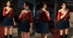 Momiji skirt v1 by funnybunny666
