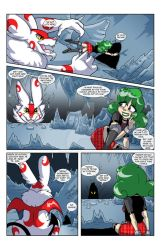 Ah Heck!! The Angel Chronicles Web Page 112 by MaryBellamy
