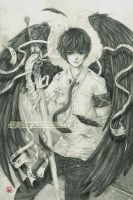 MOVED - Dragon of Heaven Gray by fongmingyun