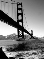 Golden Gate by James-Edward