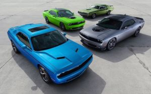 2015 Dodge Challenger by ThexRealxBanks
