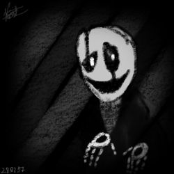 W.D. Gaster by Kristalina-Shining