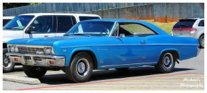 1966 Chevy Impala by TheMan268