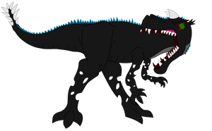 DeathJaw vector 1 (Corrupted) by Tyler3967