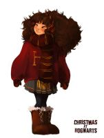 Hermione Granger by Dreamsoffools