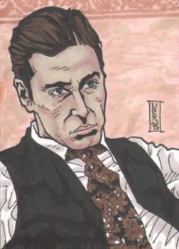 PSC - Michael Corleone1 by The-Real-NComics