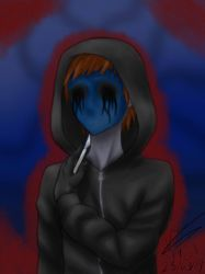 Eyeless Jack by Pandad23