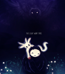 Ori And The Blind Forest - This Light by Sweet-Angelis