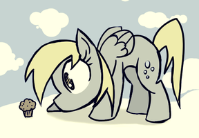 Tiny Muffin by Undead-Niklos