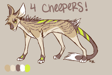 57. Cheepers : Custom by inktooth