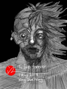 Things we do to live forever by kangghee