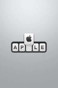TYPE 2.0: iPhone Wallpaper by TinyLab