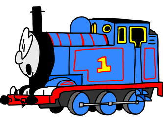 Thomas by superzachbros123
