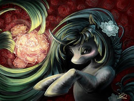 Lilyglow by PlasticRabbits