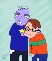 The Cramp Twins by sailorlovesong
