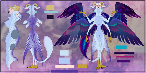 Creature Ref sheet by Tytoz