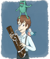 Lullaby in Frogland - Over The Garden Wall by QueenRoseTheII