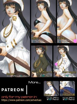 Patreon Update 2018.01.17 by ariverkao