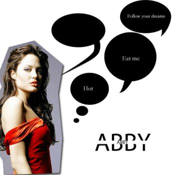 Photoshop Brushes - Abby by sin-rhapsody